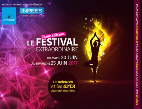 Festival de l'extraordinaire 2017 – Paris
