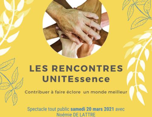 Les Rencontres UNITEssence 2021
